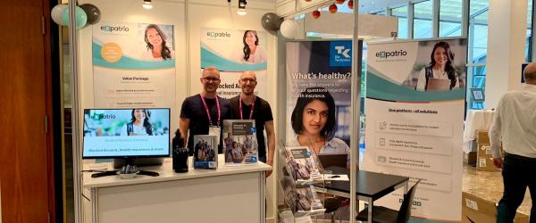 Expatrio takes part at ICEF Berlin