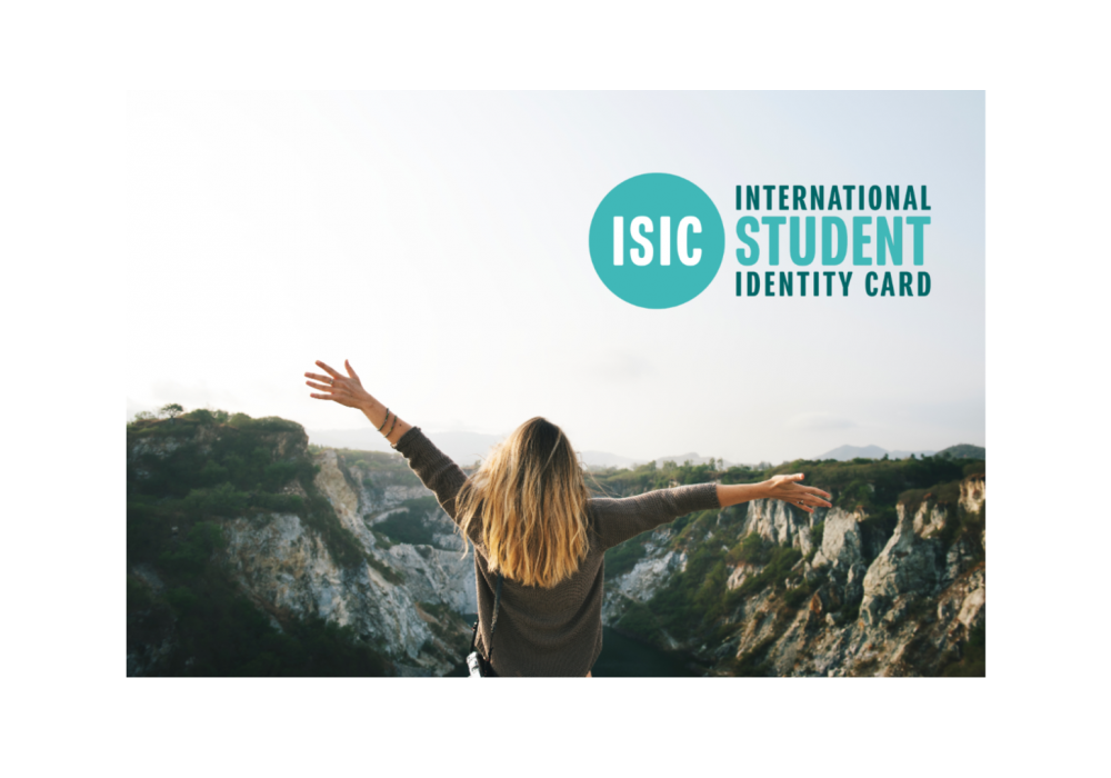 ISIC card for students in Germany