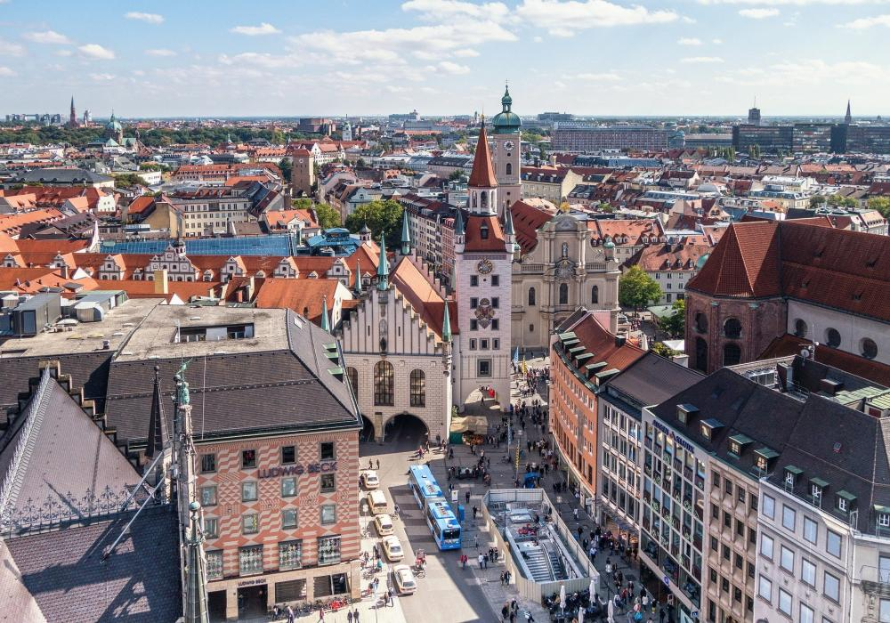 Munich, living in Germany