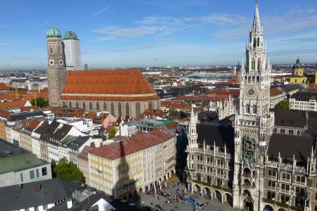 Munich is popular but also expensive - learn how to save money in Munich.