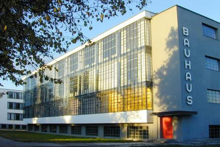 Bauhaus school of architecture